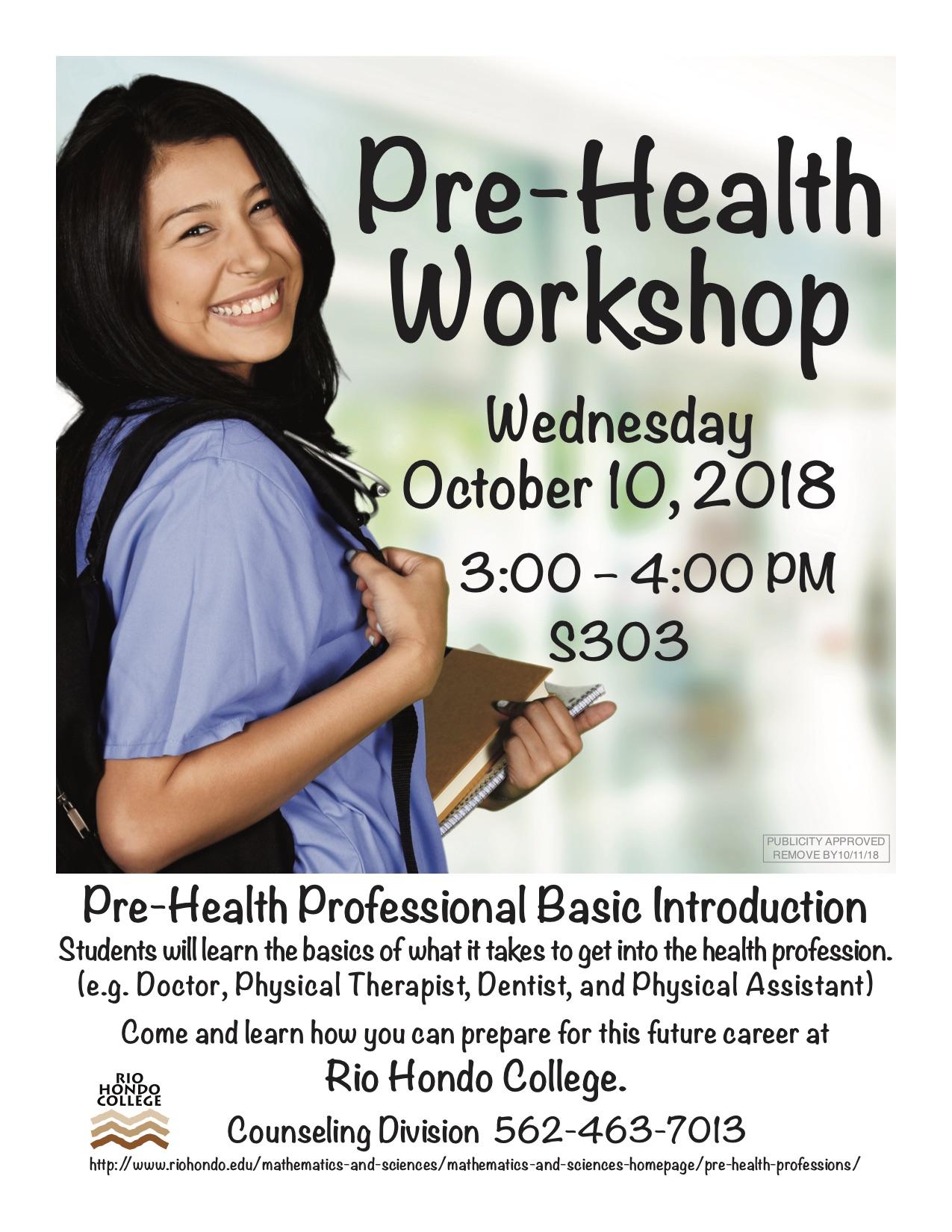 Pre-Health Professions | Mathematics and Sciences
