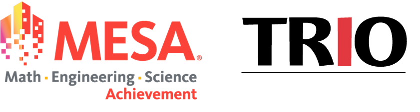 MESA and TRIO Logo