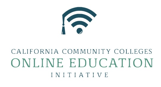 California Community Colleges OEI logo