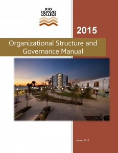 Governance Manual 2015 Cover1