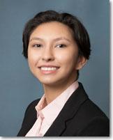 Student Trustee Kayla Crus