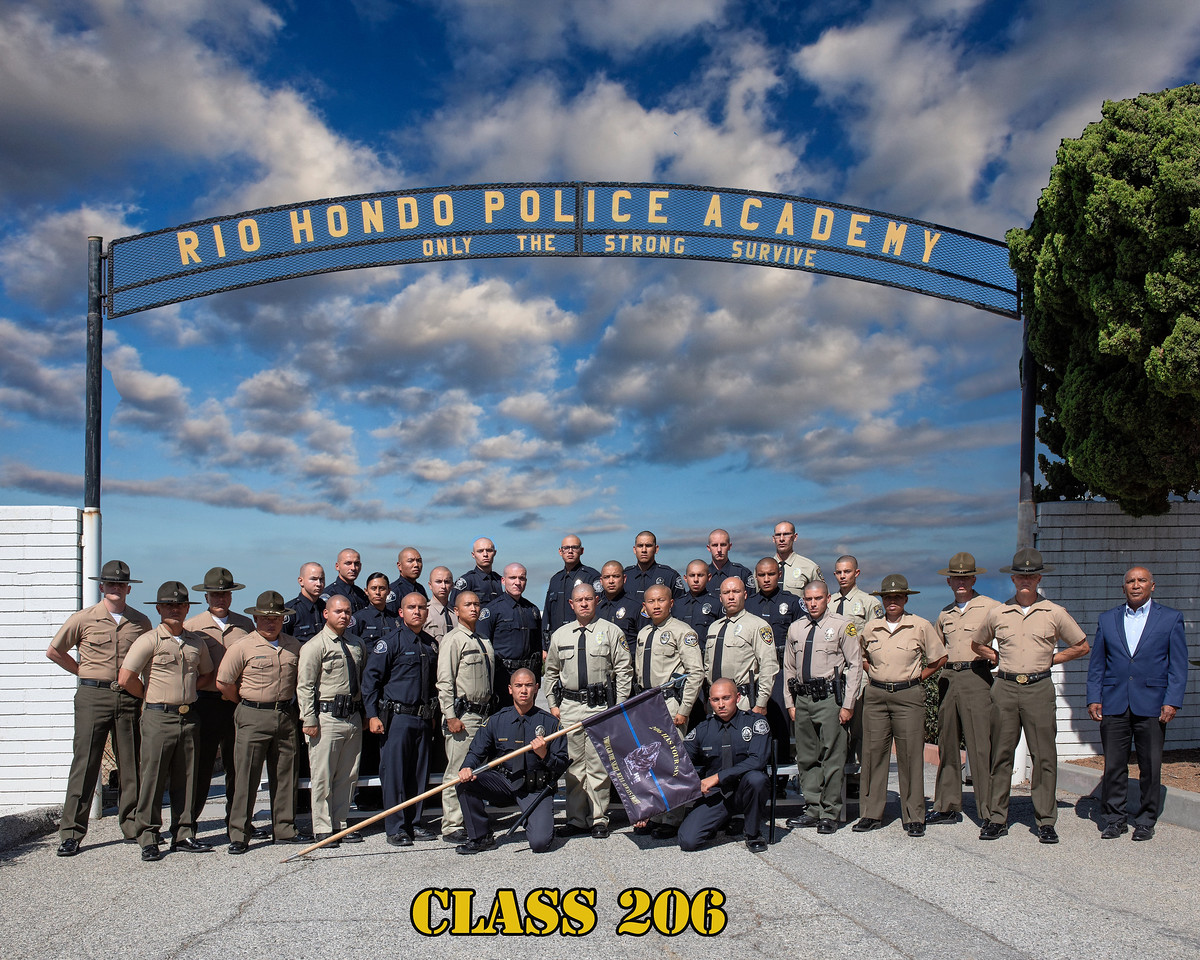 Police Academy Rio Hondo College Public Safety Division
