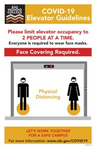 COVID-19 Elevator guidelines