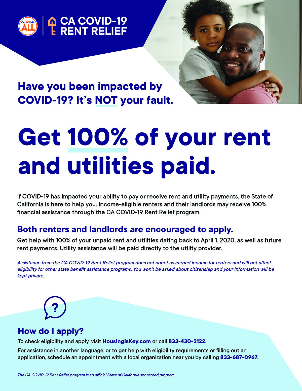 rent relief two