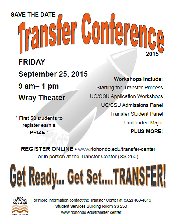 Transfer Conference 2015