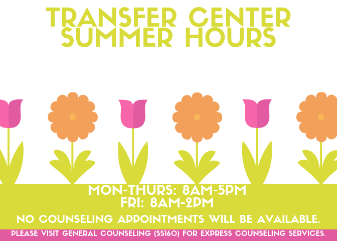 photo of summer hours flyer