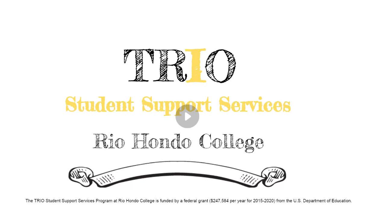 Click here to vide TRIO Video