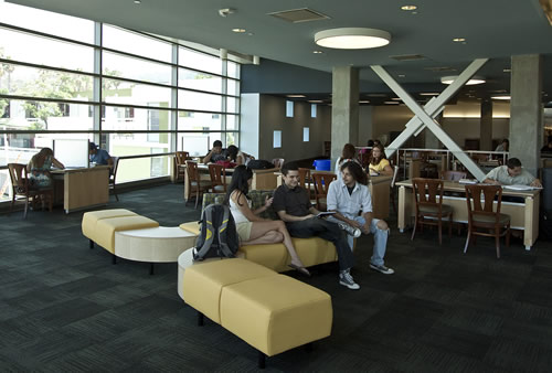 LRC Reading Lounge