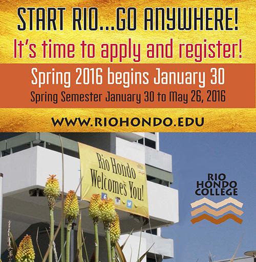 Register for Spring 2016!