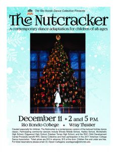 The Nutcracker @ Wray Theater | Whittier | California | United States