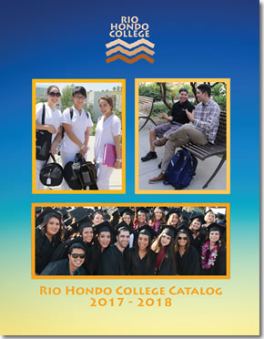 College Catalog 2017 - 2018 Cover