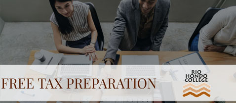 Free Tax Preparation banner