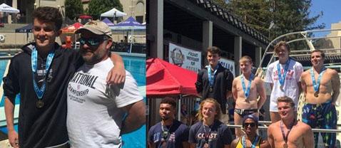 Swim/Dive State Champion