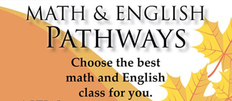 math and english pathways