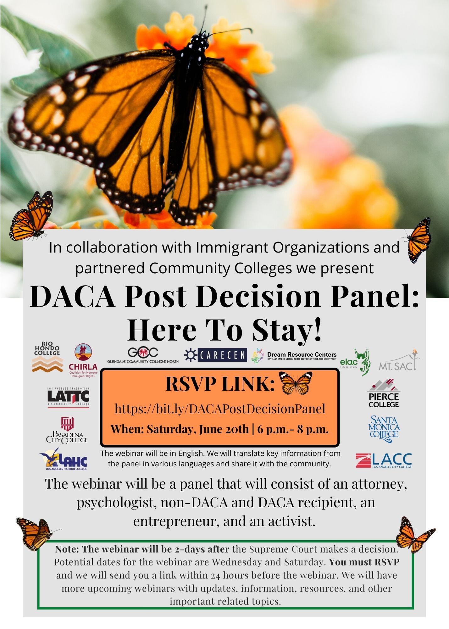DACA Panel
