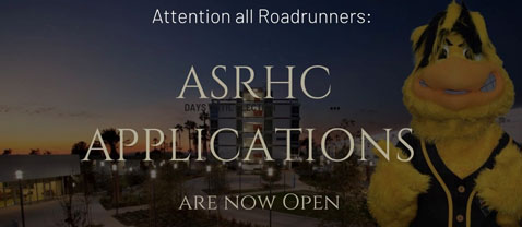 ASRHC applications now open